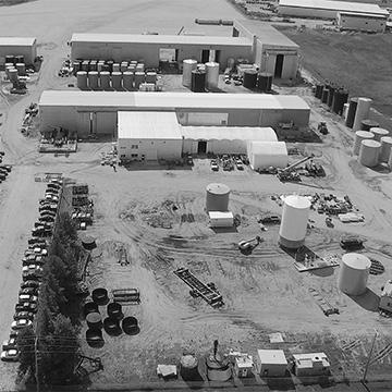 nisku skyshot warehouse