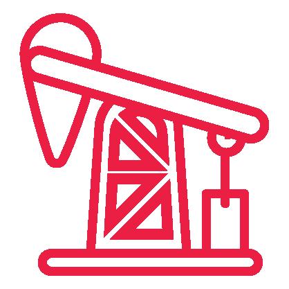 Oil Jack Icon